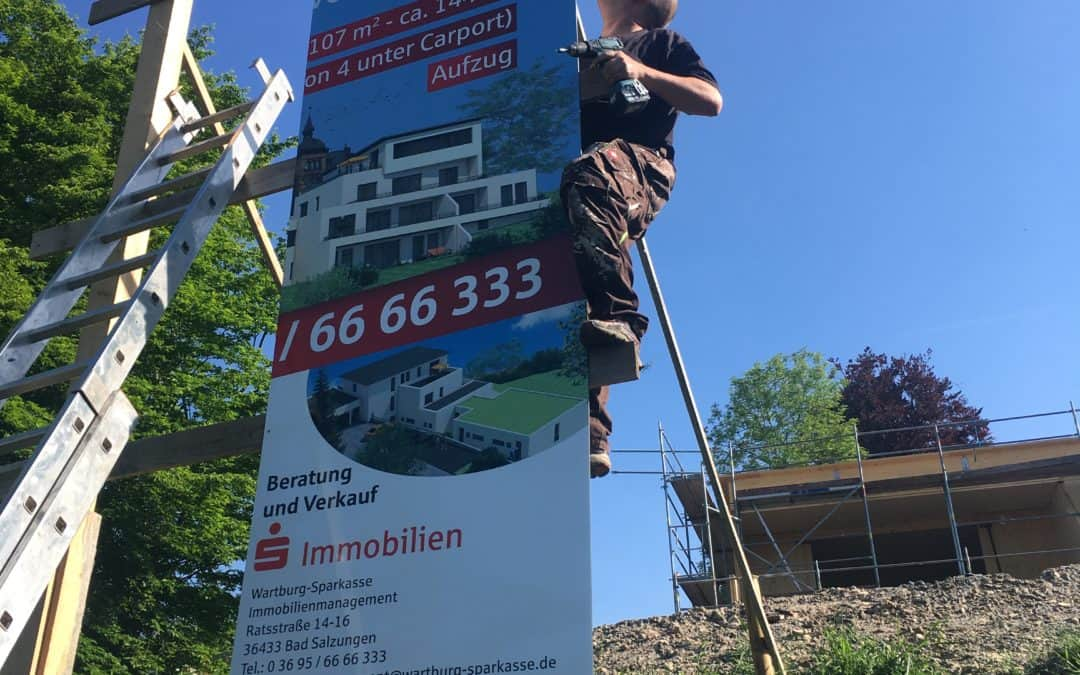 Planung, Herstellung und Montage von Innen- und Außenwerbung in Eisenach und Umgebung
