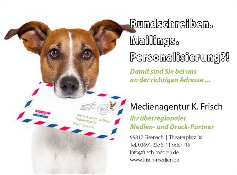 Rundschreiben, Mailings und personalisierte Sendungen drucken